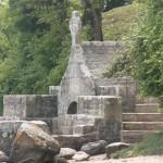 Fontaine de Saint-Cado Morbihan